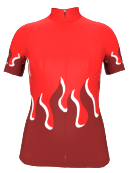 Custom Cycling Jerseys C5w Pro Ladies Fire